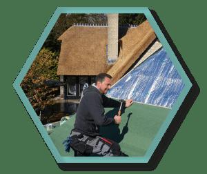 riet isolatie janssen rieten daken