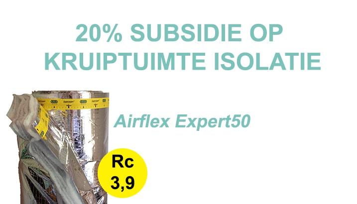 isolatie subsidie advies