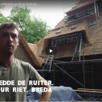 screenshot van video over riet isolatie