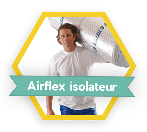 airflex isolateur kruipruimte