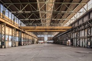 herbestemming industrieel erfgoed fabriek