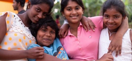 Jouw isolatie is hun plafond, septemberactie voor weeshuis Sri Lanka
